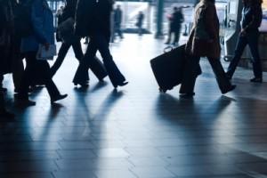 Qui n'a jamais erré dans un aéroport?
