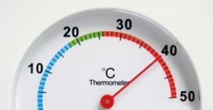 Préparez-vous à avoir chaud!