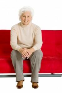 Une grand-mère qui n'attend qu'un étudiant-colocataire
